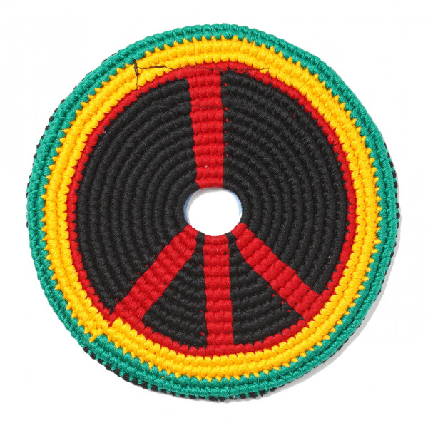 Pocket Disc - Sports - Rasta Peace