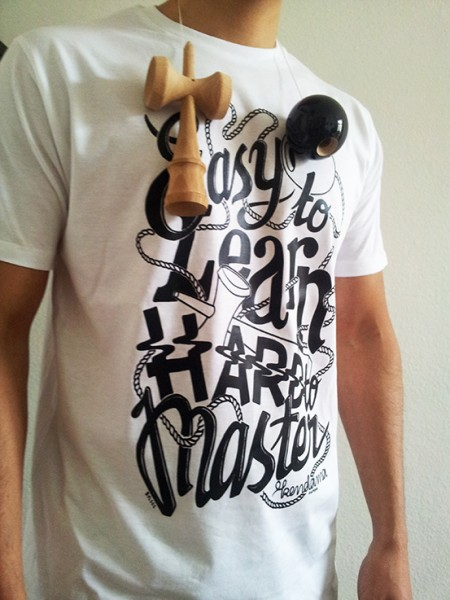 Kendama Slogan Shirt