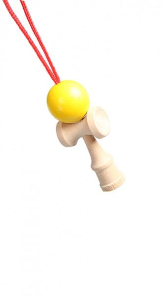 Schlüsselanhänger - gelb