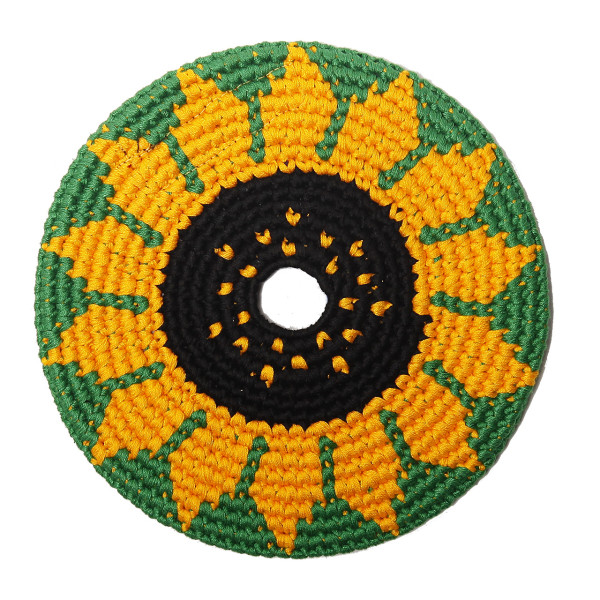 Pocket Disc - Sports - Sunflower