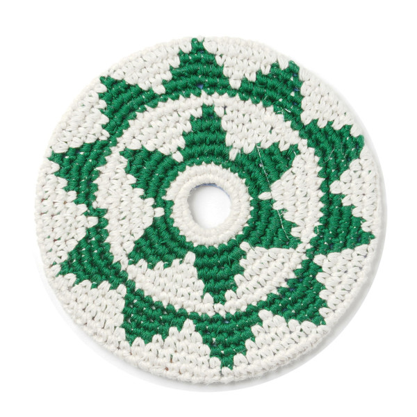 Pocket Disc - Hempy - Green Flower